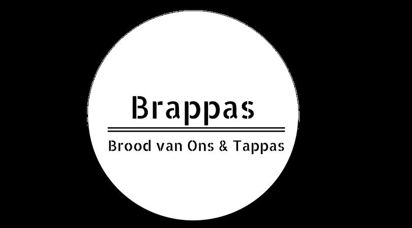 Brappas – Brood van Ons & Tappas Logo